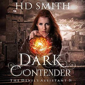 Dark Contender audiobook by Wild Fey Books