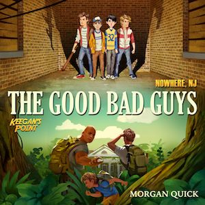 The Good Bad Guys audiobook by Wild Fey Books